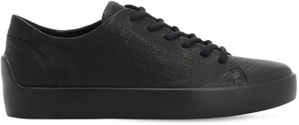 Ecco The Last Conspiracy EIK WAXED LEATHER SNEAKERS