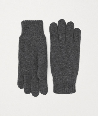 Bottega Veneta Gloves In Shearling