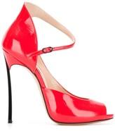 Casadei colour block sandals