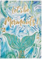 Graham & Brown Let's Be Mermaids Canvas
