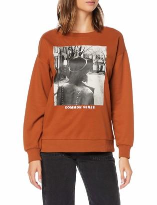 Only Women's Onlfie L/s O-Neck Photo Box SWT Sweatshirt