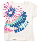 Tea Collection Toddler Girl's Mount Beauty Tee