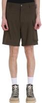 Marni Shorts In Green Cotton