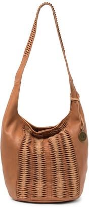The Sak Anniversary Leather Hobo Bag