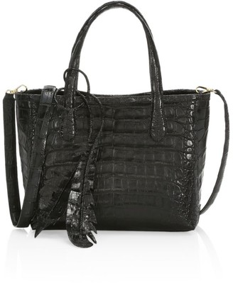 Nancy Gonzalez Mini Erica Crocodile Tote