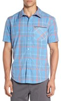 Hurley 'Baxley' Dri-FIT Short Sleeve Woven Shirt