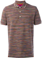 Missoni classic polo shirt - men - Cotton - L