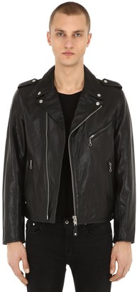 Schott Perfect Leather Biker Jacket