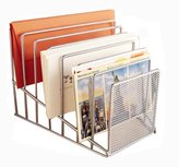 Design Ideas Step Sorter, Mesh, Silver