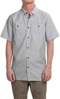 Craghoppers Dumaka Cotton Shirt - UPF 15+, Short Sleeve (For Men)