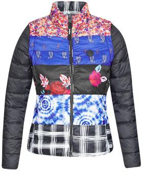 Desigual COPENHAGEN women's Jacket in Multicolour