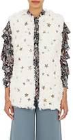 Valentino Women's Shearling Vest