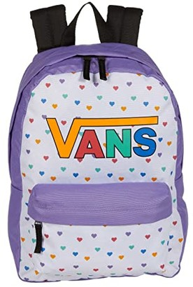Vans Kids Realm Backpack (Big Kids) (Dahlia Purple) Backpack Bags