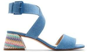 Katy Perry Albee Suede Sandals