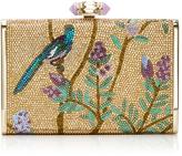Judith Leiber Couture Songbird Tall Slender Clutch