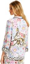 Peter Alexander peteralexander Tiger Floral Long Sleeve Shirt