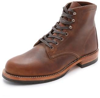 Wolverine 1000 Mile Evans Boots