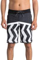 Quiksilver Men's Crypto Zigzig Board Shorts