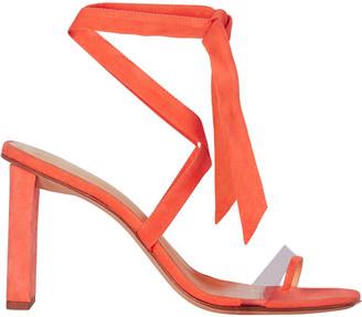 Alexandre Birman Katie 85 Suede Sandals