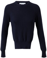 J.W.Anderson Ribbed Cotton-Silk Knit