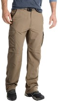 Pacific Trail Nylon Faille Convertible Pants - UPF 15 (For Men)
