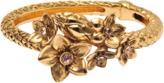 Roberto Cavalli Serpent Bouquet bracelet