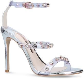 Sophia Webster Rosalind Crystal Sandals 100