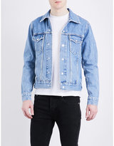 Sandro Regular-fit denim jacket