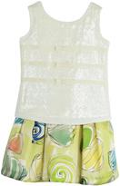 Barcarola Abstract Shells Outfit