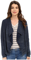 Lucky Brand Cable Cardigan