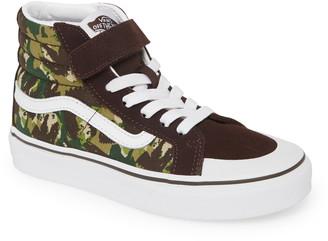 Vans Sk8-Hi Reissue 138 V Animal Camo High Top Sneaker