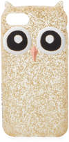 Kate Spade Women's Silicone Owl iPhone 7 Case
