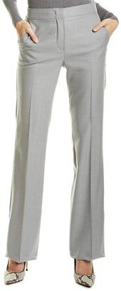 Max Mara Primavera Wool & Silk-Blend Trouser
