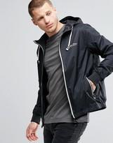 Blend of America Hooded Jacket Nylon in Black