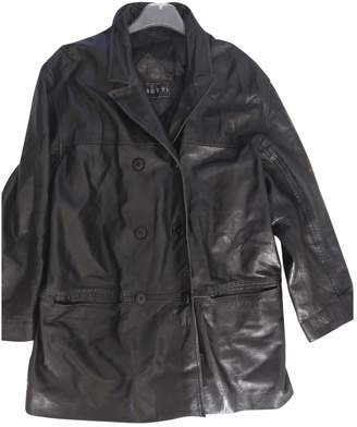 Fratelli Rossetti \N Black Leather Leather Jacket for Women