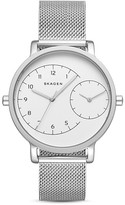 Skagen Hagen Dual-Time Watch, 36mm
