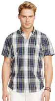 Polo Ralph Lauren Plaid Short-Sleeve Shirt