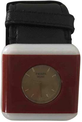 Prada \N Other Steel Watches