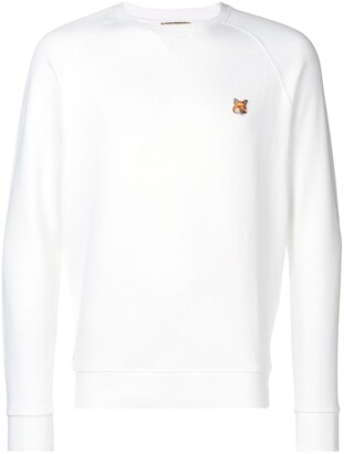MAISON KITSUNÉ foxes long sleeved T-shirt