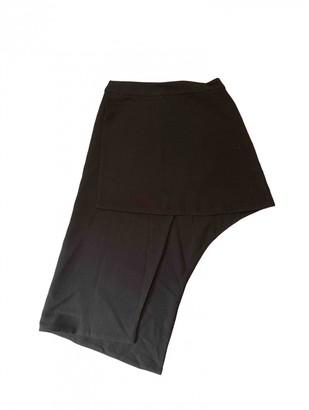 C/Meo Black Polyester Skirts