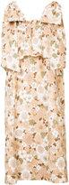 Chloé floral dress - women - Cotton - 36