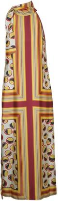 Maliparmi Printed Dress