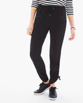 Chico's Ruched-Ankle Pants