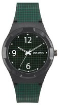 Jack Spade 'Graphic - Check' Watch, 40mm