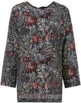 Antonio Marras floral print tunic