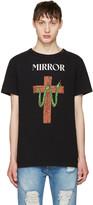 Off-White Black Snake Mirror T-shirt