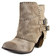 Not Rated Carolyn Women Us 7.5 Tan Ankle Boot.