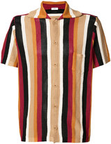 Cmmn Swdn Wes striped shirt