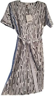 Cappellini Blue Cotton Dress for Women