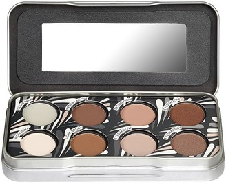 Barry M Get Shapey Brow And Eyeshadow Tin 7.7G